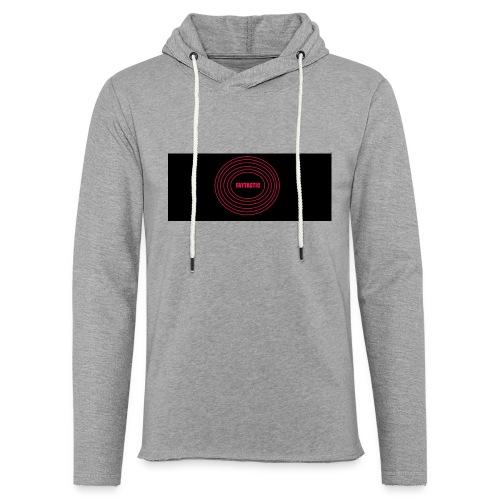 HHHHH - Let sweatshirt med hætte, unisex