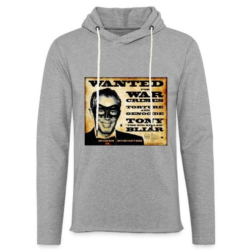 Wanted - Light Unisex Sweatshirt Hoodie
