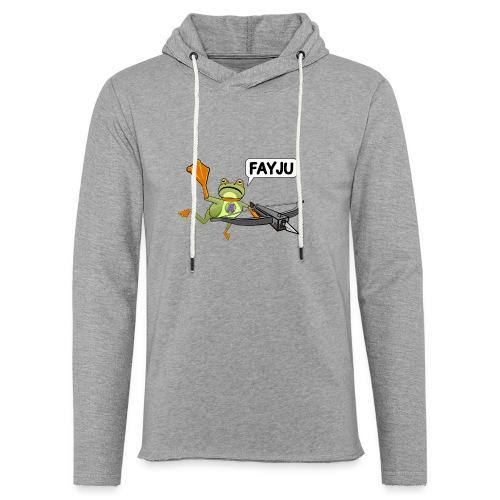 Amazing Frog Crossbow - Light Unisex Sweatshirt Hoodie