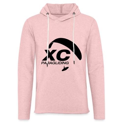 XC Paragliding - Leichtes Kapuzensweatshirt Unisex