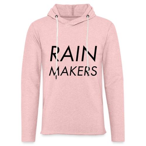 rainmakertext - Kevyt unisex-huppari