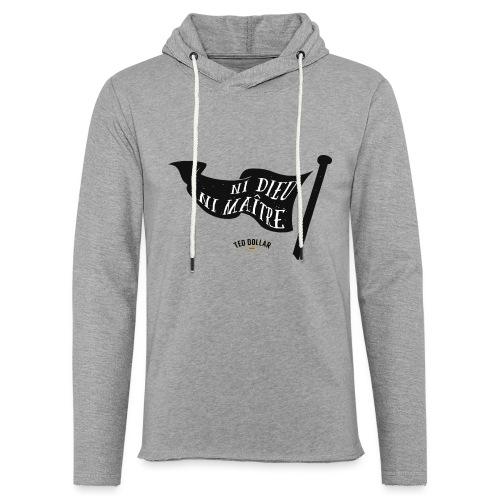 Black Flag - Sweat-shirt à capuche léger unisexe