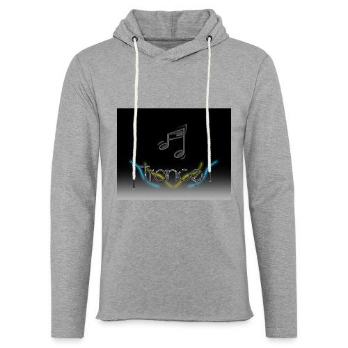 trance_wallpaper_by_peixotorj-jpg - Let sweatshirt med hætte, unisex