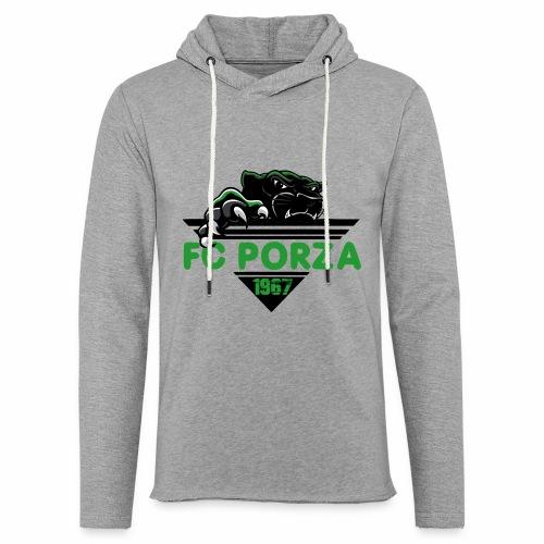 FC Porza 1 - Leichtes Kapuzensweatshirt Unisex