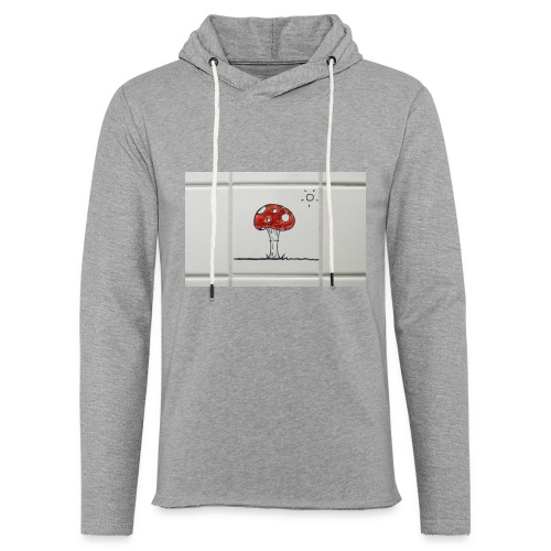 PILZ Klokunst - Leichtes Kapuzensweatshirt Unisex