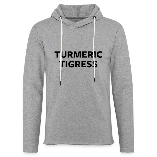 Turmeric Tigress - Light Unisex Sweatshirt Hoodie