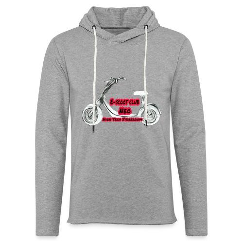 Neorider Scooter Club - Sweat-shirt à capuche léger unisexe