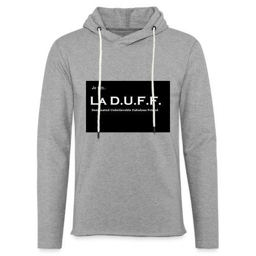 Je Suis La D.U.F.F. Shirt female - Lichte hoodie unisex