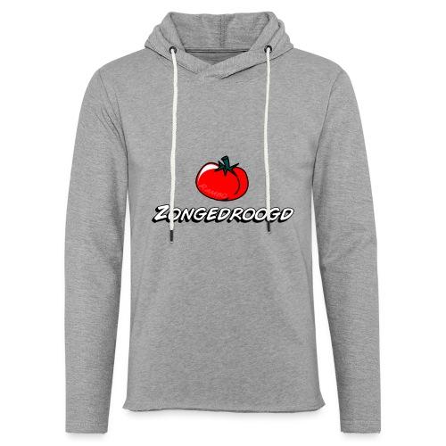 ZONGEDROOGD - Lichte hoodie unisex