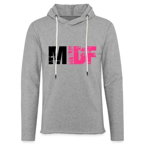 Logo MIDF 2 - Sweat-shirt à capuche léger unisexe