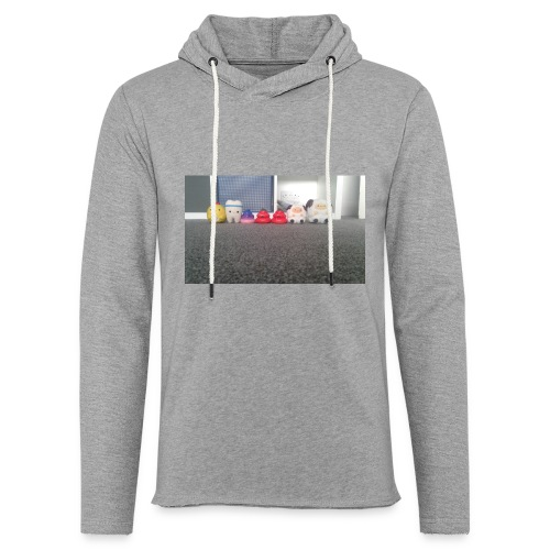 Squishys film merch - Light Unisex Sweatshirt Hoodie