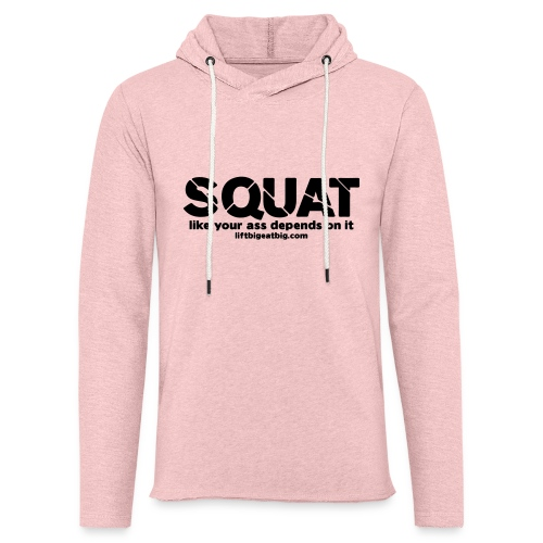 squat - Light Unisex Sweatshirt Hoodie