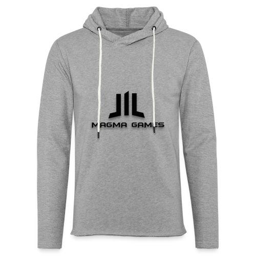 Magma Games muismatje - Lichte hoodie unisex