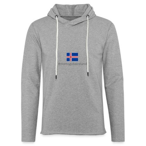 Iceland - Light Unisex Sweatshirt Hoodie