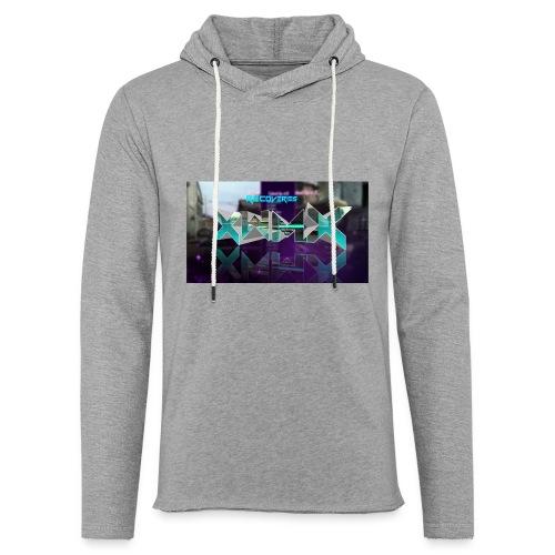 XZWhModzZX - Let sweatshirt med hætte, unisex
