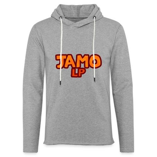 JAMOLP Logo T-shirt - Let sweatshirt med hætte, unisex