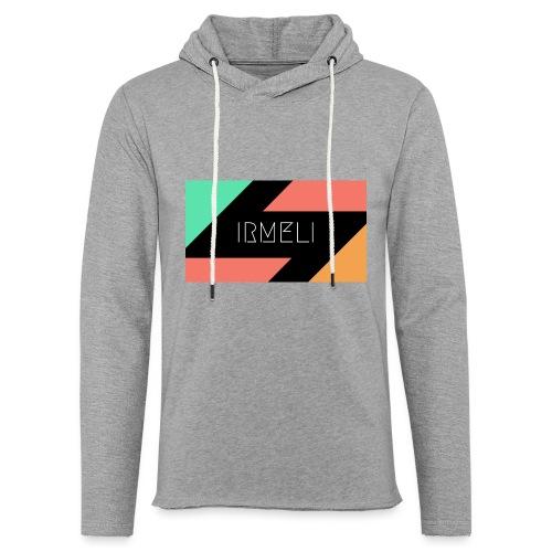 Irmelis Logo glothes - Kevyt unisex-huppari