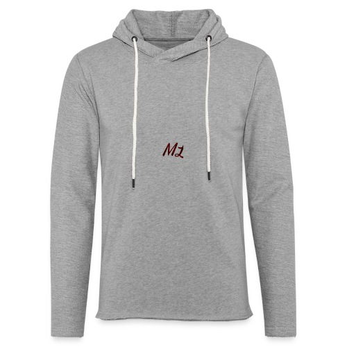 ML merch - Light Unisex Sweatshirt Hoodie