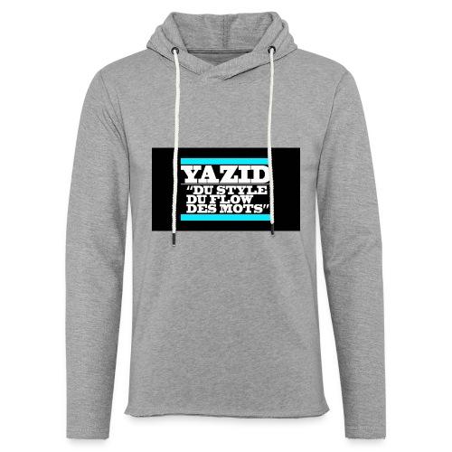 jdfcrea serie 1 - Sweat-shirt à capuche léger unisexe