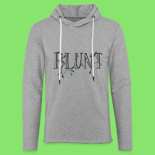 B L U N T - Sweat-shirt à capuche léger unisexe