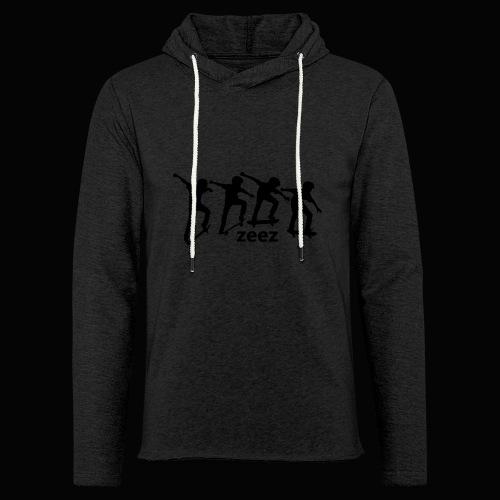 zeez skate - Sweat-shirt à capuche léger unisexe