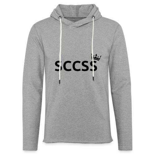 SCCSS - Lichte hoodie unisex