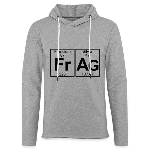 Fr-Ag (frag) - Full - Light Unisex Sweatshirt Hoodie