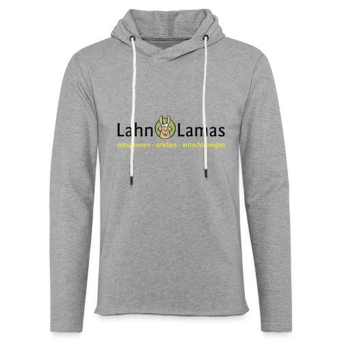 Lahn Lamas - Leichtes Kapuzensweatshirt Unisex