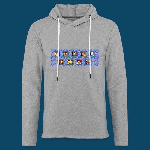 Benzaie LIVE - MUG - Sweat-shirt à capuche léger unisexe