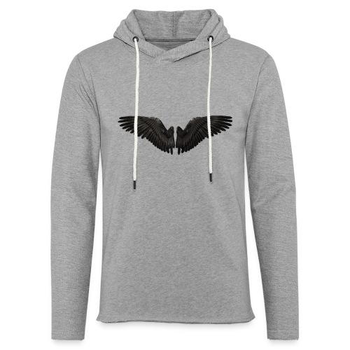 Borderline - Sweat-shirt à capuche léger unisexe