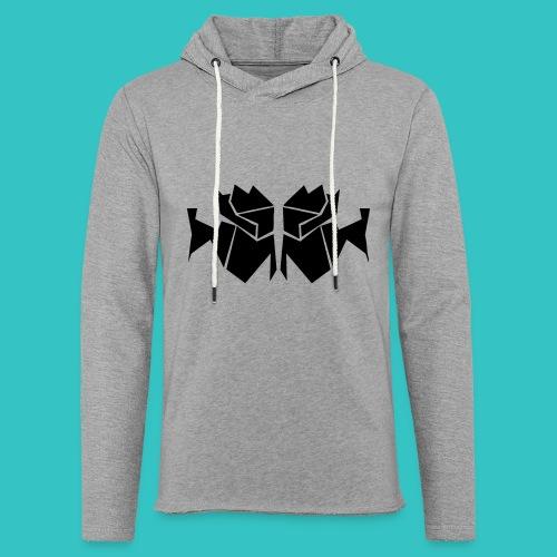 TrogArtZ Shirt - Leichtes Kapuzensweatshirt Unisex