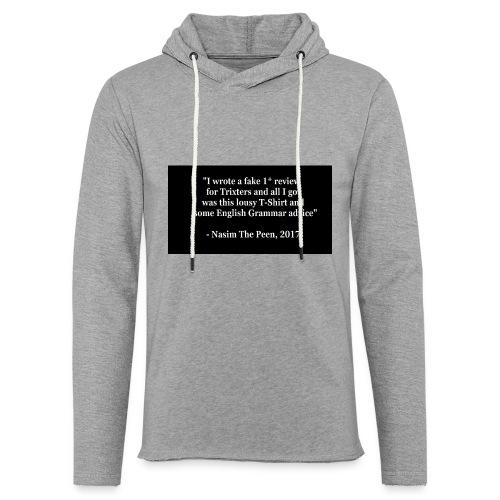 NasimPeen - Light Unisex Sweatshirt Hoodie