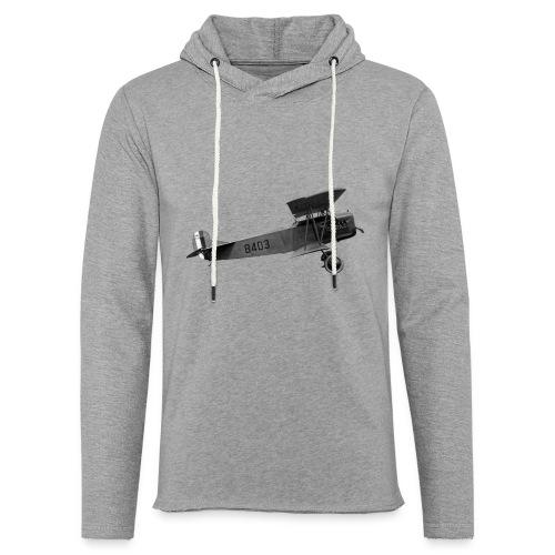 Paperplane - Light Unisex Sweatshirt Hoodie