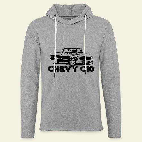 c10 small - Let sweatshirt med hætte, unisex
