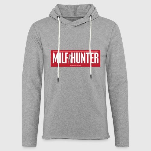 MILFHUNTER1 - Let sweatshirt med hætte, unisex