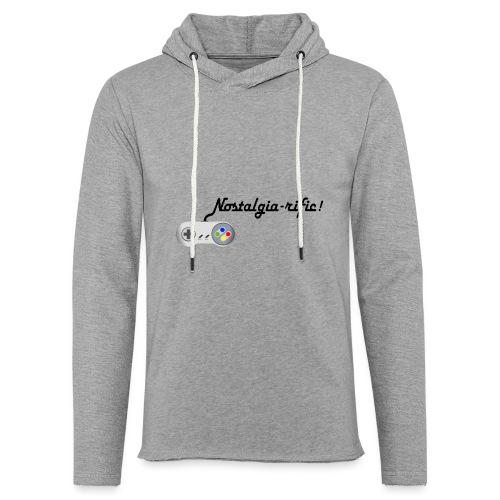 Nostalgia-rific! - Light Unisex Sweatshirt Hoodie