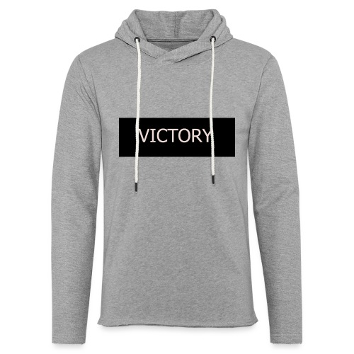 VICTORY - Light Unisex Sweatshirt Hoodie