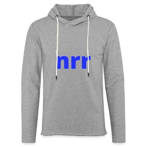 NEARER logo - Light Unisex Sweatshirt Hoodie