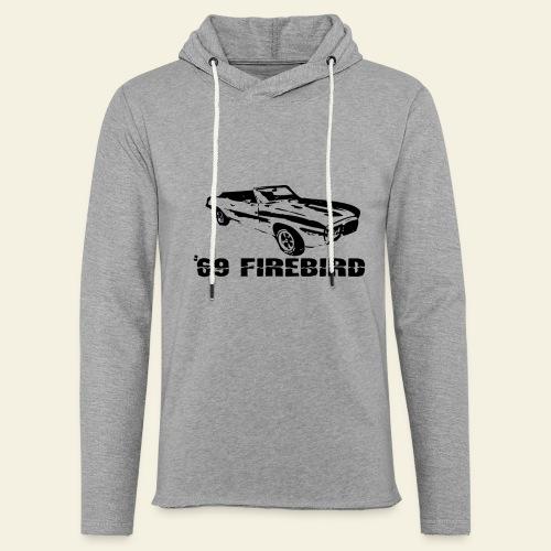 firebird small - Let sweatshirt med hætte, unisex