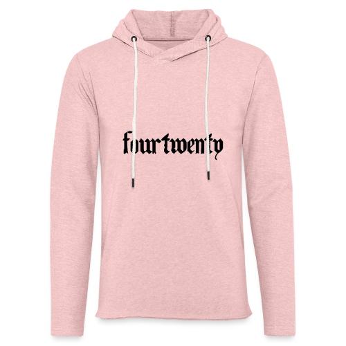YARD fourtwenty - Lichte hoodie unisex
