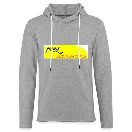 lust ans attraction - Light Unisex Sweatshirt Hoodie