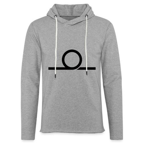 WHEEL LONG png - Light Unisex Sweatshirt Hoodie