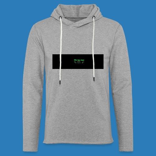 tetete-png - Let sweatshirt med hætte, unisex