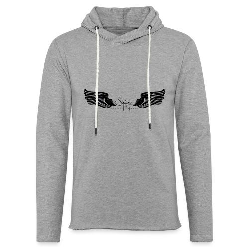 Seraph Wings Logo - Sweat-shirt à capuche léger unisexe