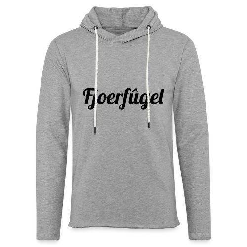 fjoerfugel - Lichte hoodie unisex