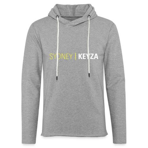 Sydney Logo - Leichtes Kapuzensweatshirt Unisex