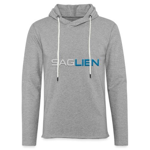 SAGLIEN - Lett unisex hette-sweatshirt