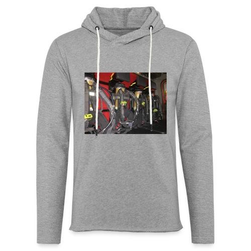arico - Sweat-shirt à capuche léger unisexe