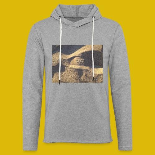 Caca - Sweat-shirt à capuche léger unisexe