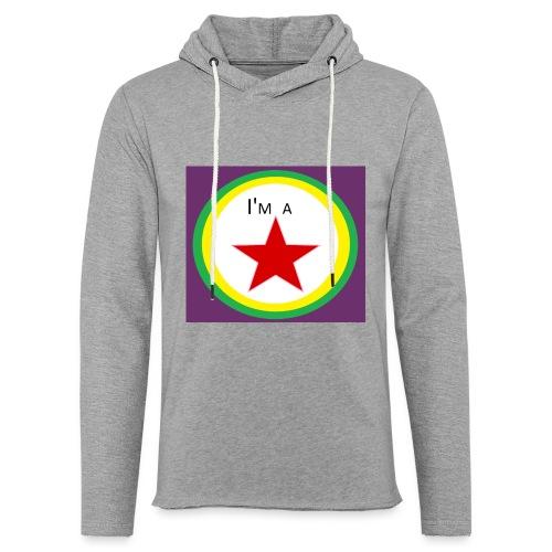 I'm a STAR! - Light Unisex Sweatshirt Hoodie
